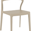 Soda Chair Taupe Side